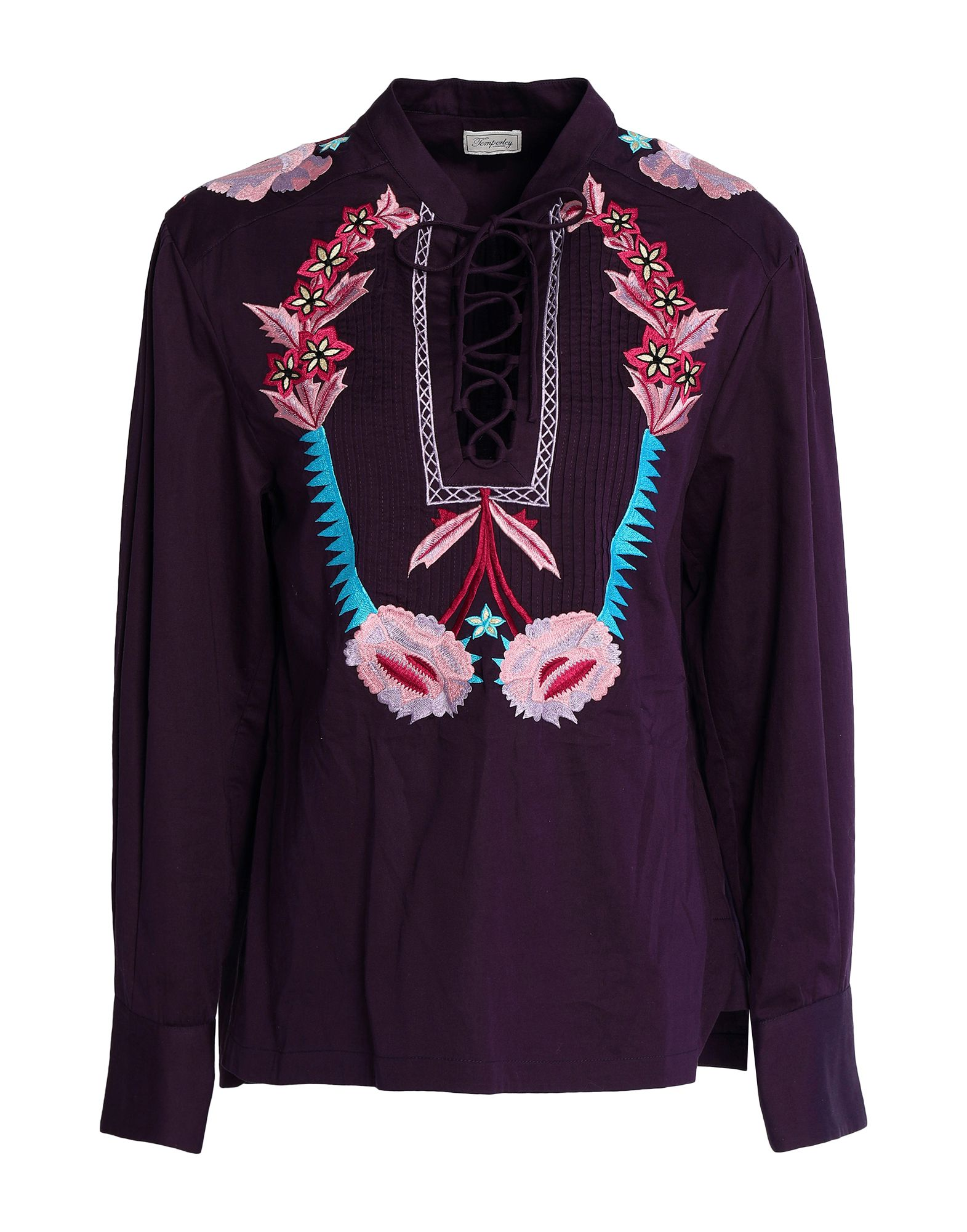 TEMPERLEY LONDON Блузка temperley london бермуды
