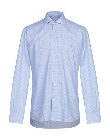 Фото - Pубашка от 29 TWENTYNINE синего цвета