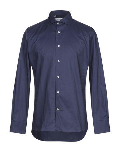 Фото - Pубашка от 29 TWENTYNINE темно-синего цвета