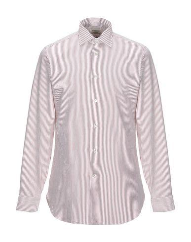 Купить Pубашка от BORRIELLO NAPOLI белого цвета