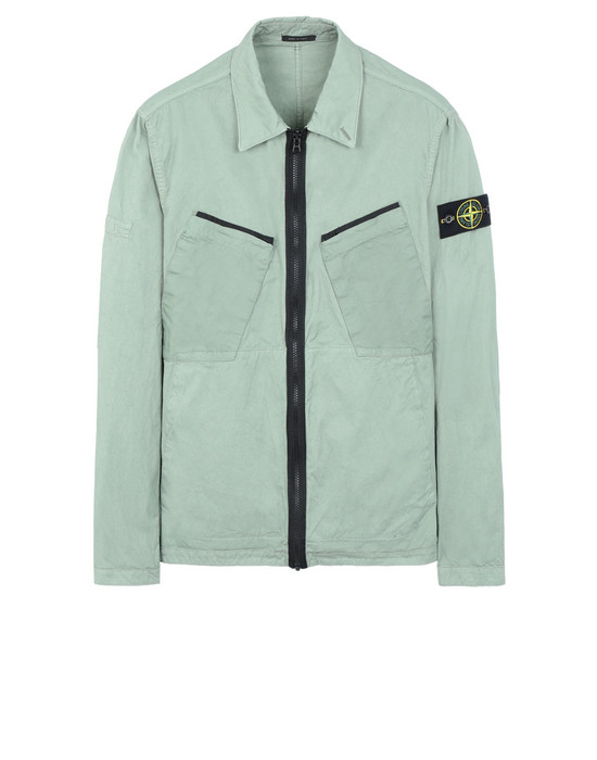 STONE ISLAND OVER SHIRT 10715 REVERSIBLE GARMENT