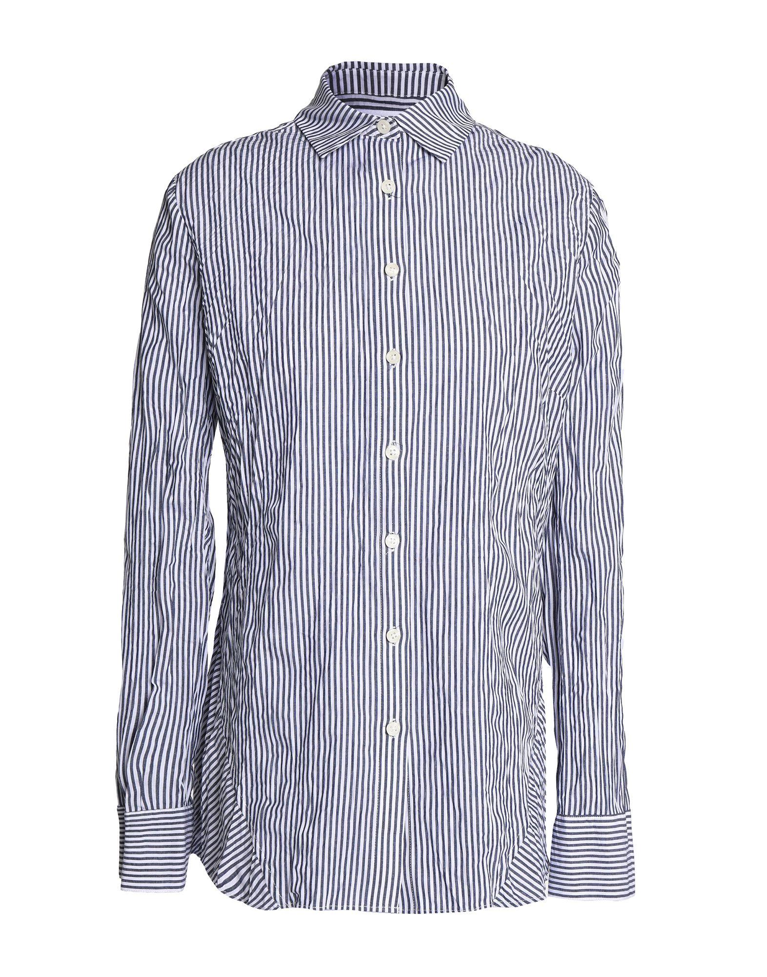 DEREK LAM 10 CROSBY Pубашка