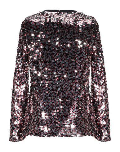 Фото 2 - Женскую блузку McQ Alexander McQueen пастельно-розового цвета
