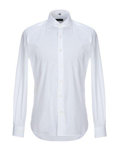 Фото - Pубашка от FAY белого цвета