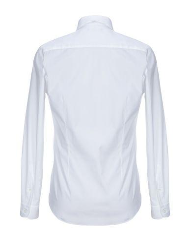 Фото 2 - Pубашка от FAY белого цвета