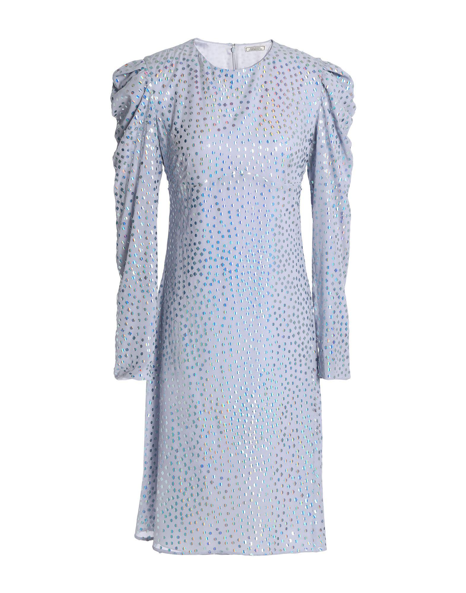NINA RICCI Короткое платье nina ricci короткое платье