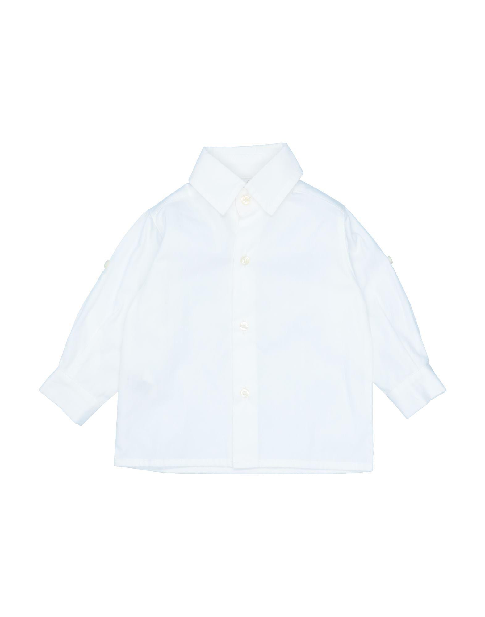 Simona Kids' Shirts In White