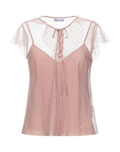 Купить Женскую блузку  пастельно-розового цвета