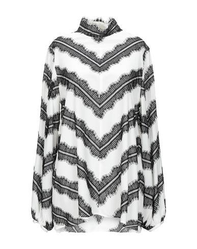Фото - Женскую блузку SLY010 белого цвета