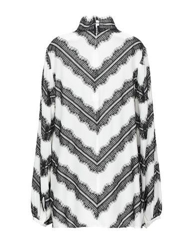 Фото 2 - Женскую блузку SLY010 белого цвета