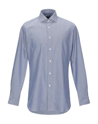 Купить Pубашка от XACUS темно-синего цвета