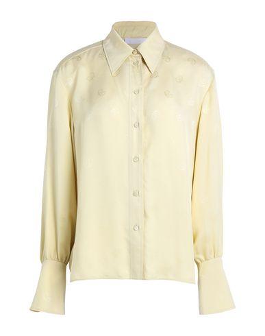 Фото - Pубашка от CHLOÉ бежевого цвета