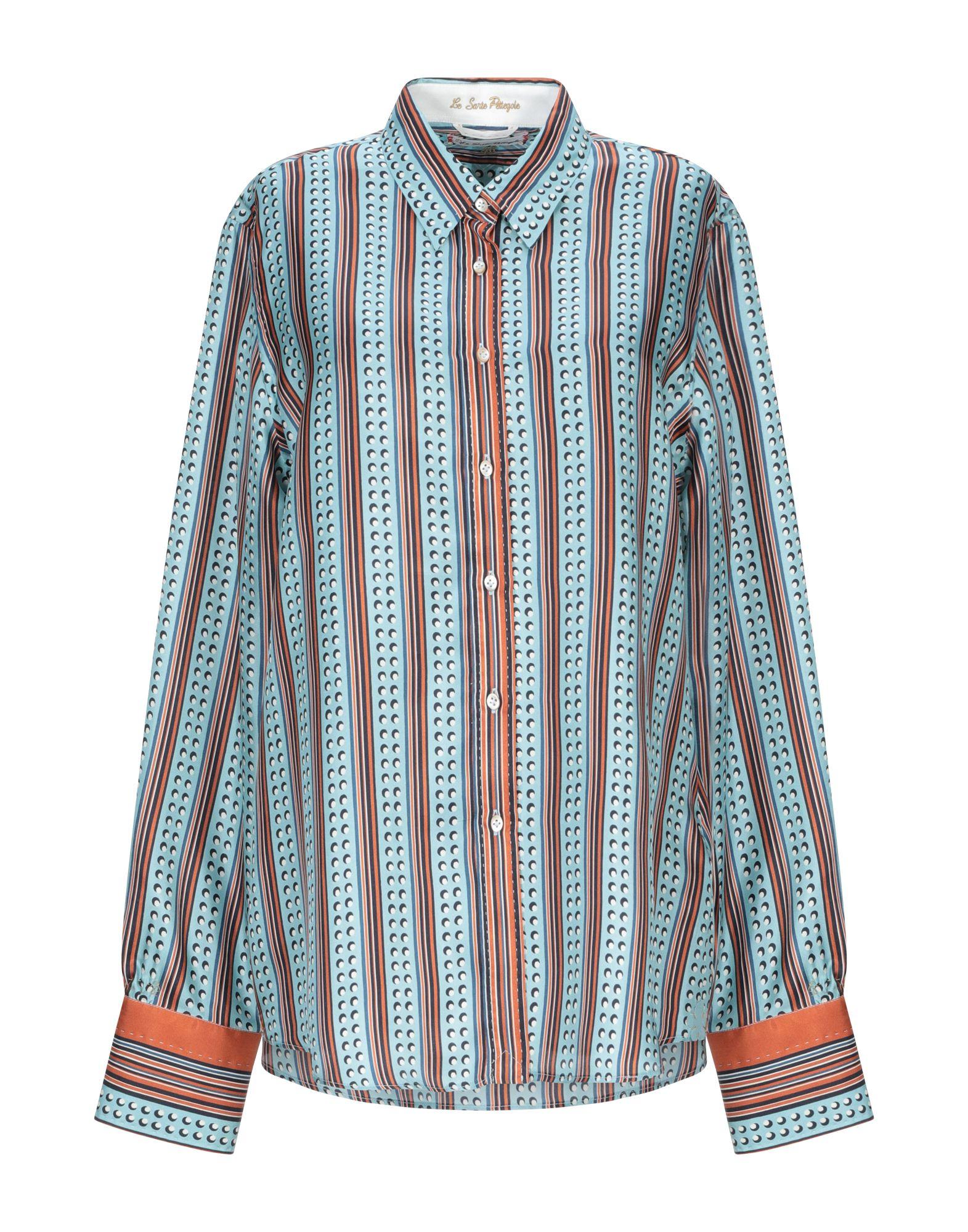 LE SARTE PETTEGOLE Pубашка le sarte del sole свитер