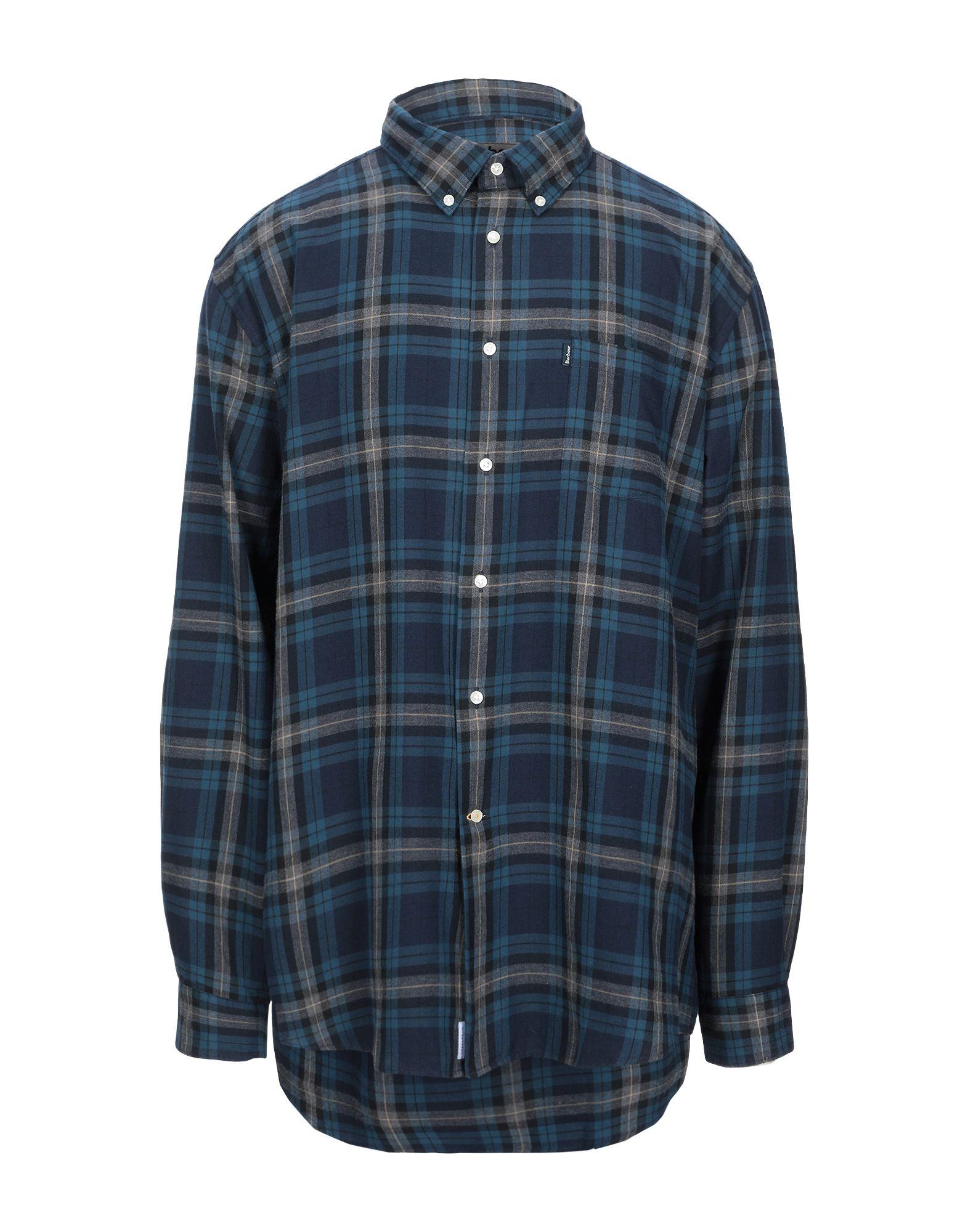 BARBOUR Pубашка недорго, оригинальная цена