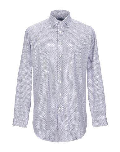 Фото - Pубашка фиолетового цвета