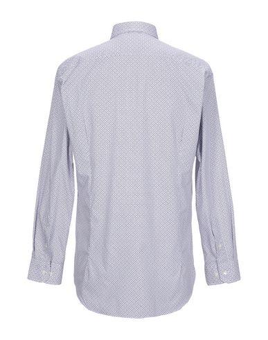 Фото 2 - Pубашка фиолетового цвета