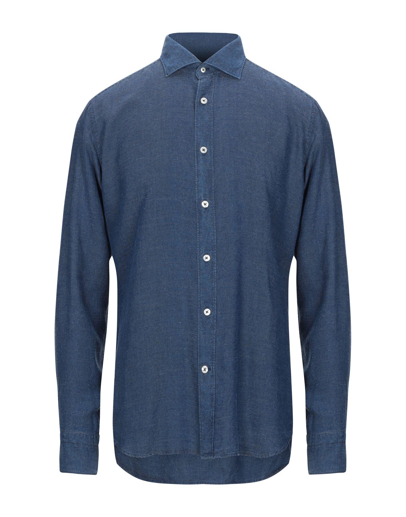 Фото - CALIBAN Джинсовая рубашка caliban поло