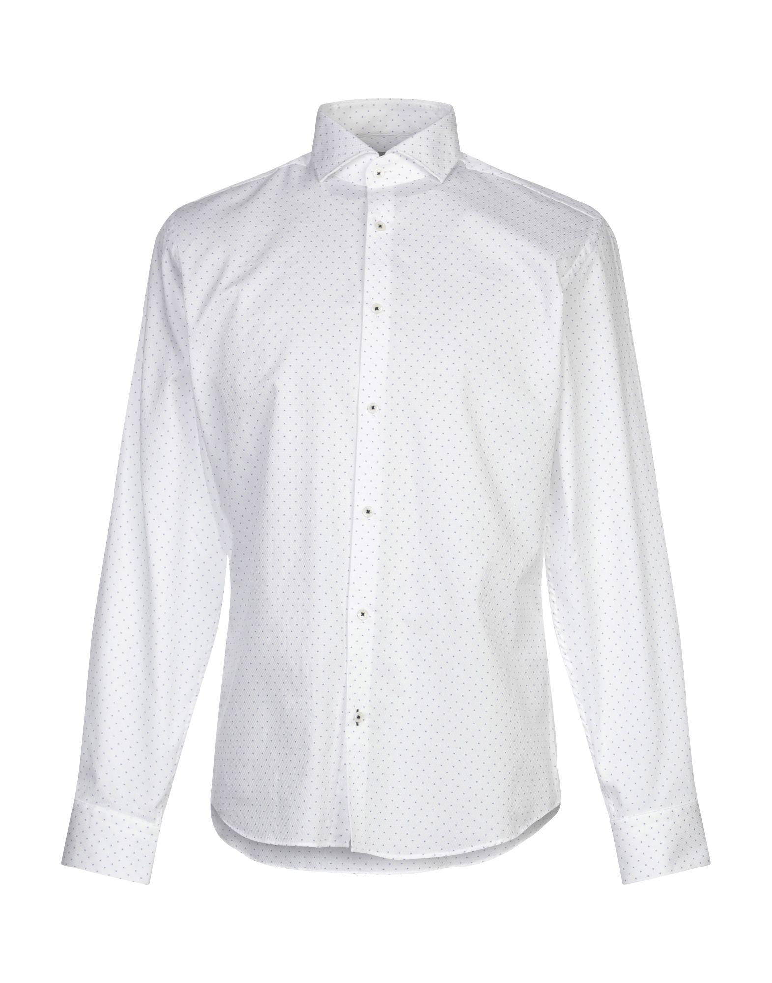 《送料無料》JACK & JONES PREMIUM メンズ シャツ ホワイト S コットン 100%