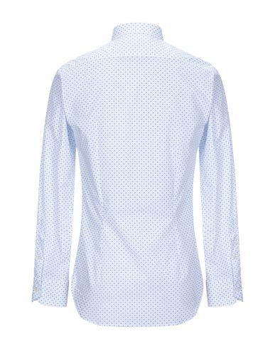 Фото 2 - Pубашка от I SARTI белого цвета