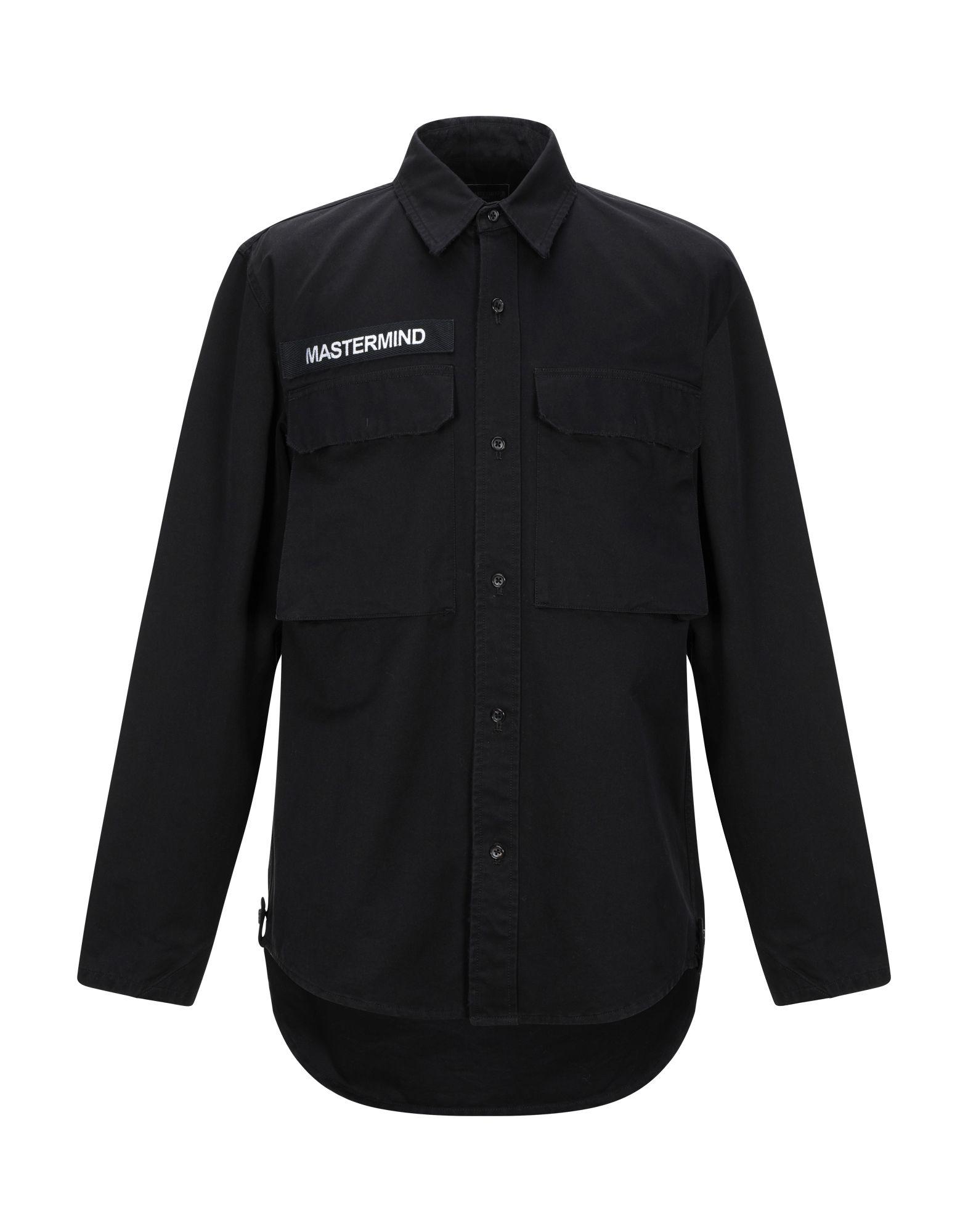 MASTERMIND JAPAN Pубашка