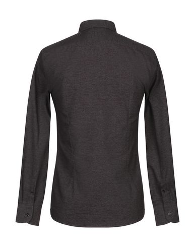 Фото 2 - Pубашка цвет баклажанный