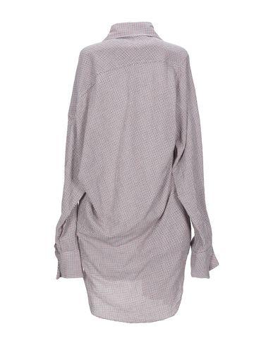 Фото 2 - Женское короткое платье VIVIENNE WESTWOOD ANGLOMANIA белого цвета
