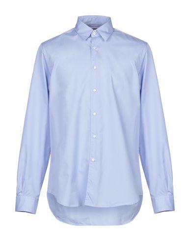 Фото - Pубашка от ASPESI небесно-голубого цвета