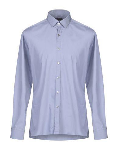 Купить Pубашка грифельно-синего цвета