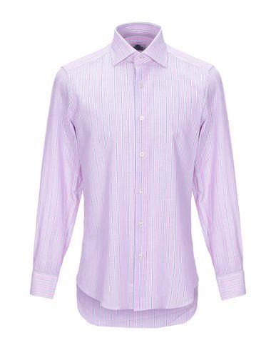 Фото - Pубашка от CASTANGIA светло-фиолетового цвета