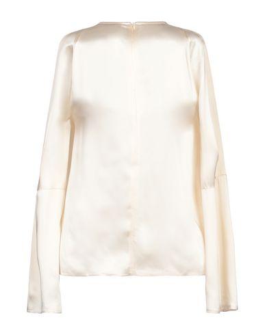 Фото 2 - Женскую блузку JUCCA бежевого цвета