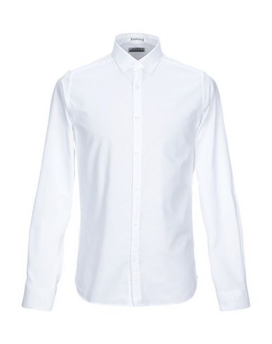 Фото - Pубашка от DSTREZZED белого цвета