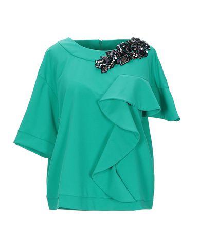 Фото - Женскую блузку ANNARITA N TWENTY 4H зеленого цвета