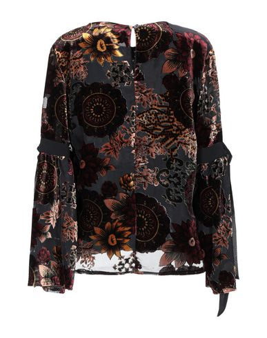Фото 2 - Женскую блузку  черного цвета