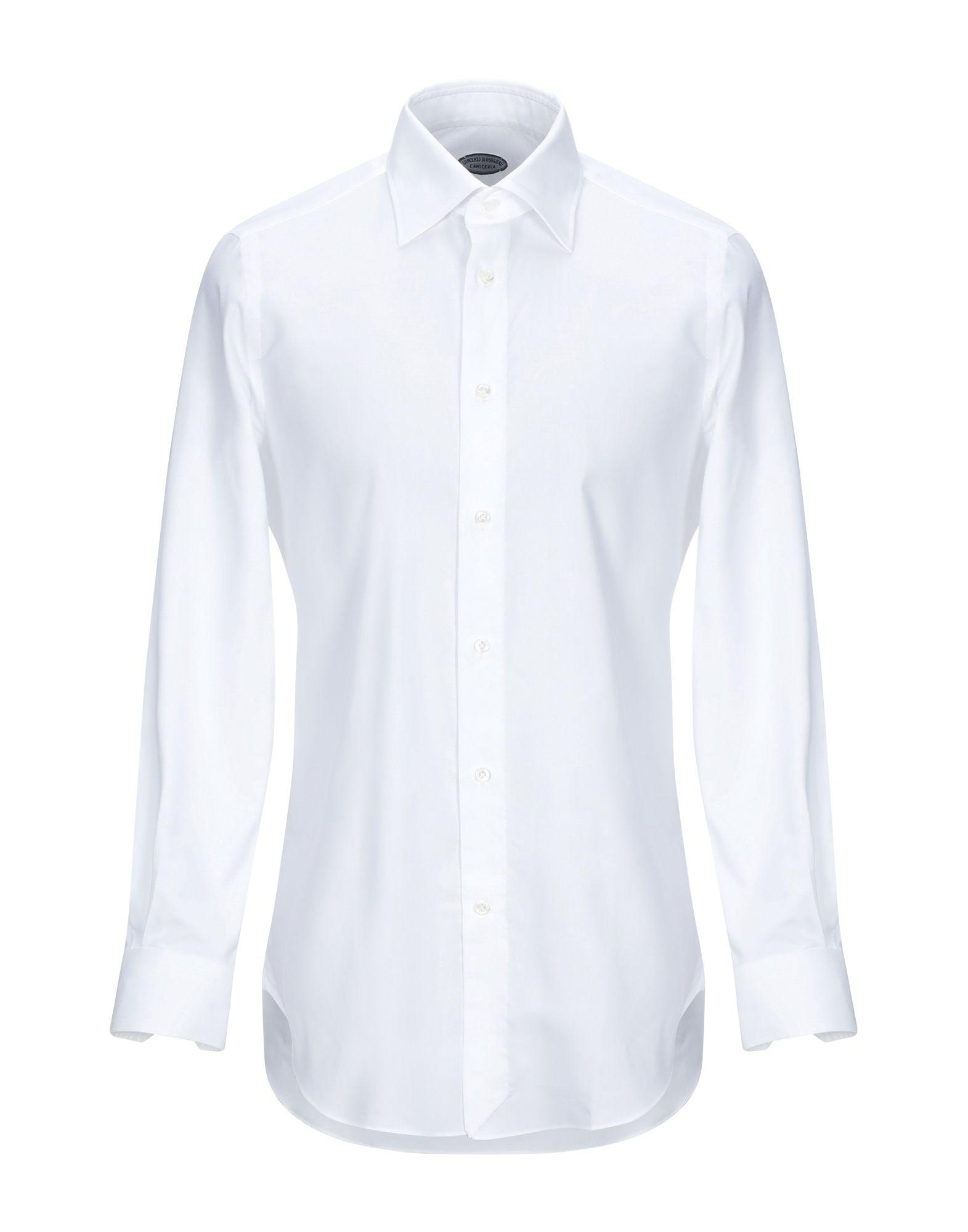 купить CAMICERIA VINCENZO DI RUGGIERO Pубашка по цене 10750 рублей