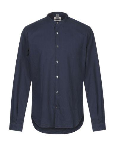 Фото - Pубашка от BROOKSFIELD темно-синего цвета