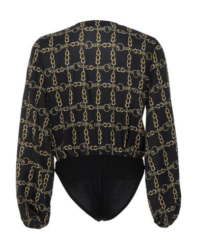Фото 2 - Женскую блузку VANESSA SCOTT черного цвета