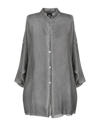 Фото - Pубашка от NÜ DENMARK цвет стальной серый