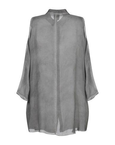 Фото 2 - Pубашка от NÜ DENMARK цвет стальной серый