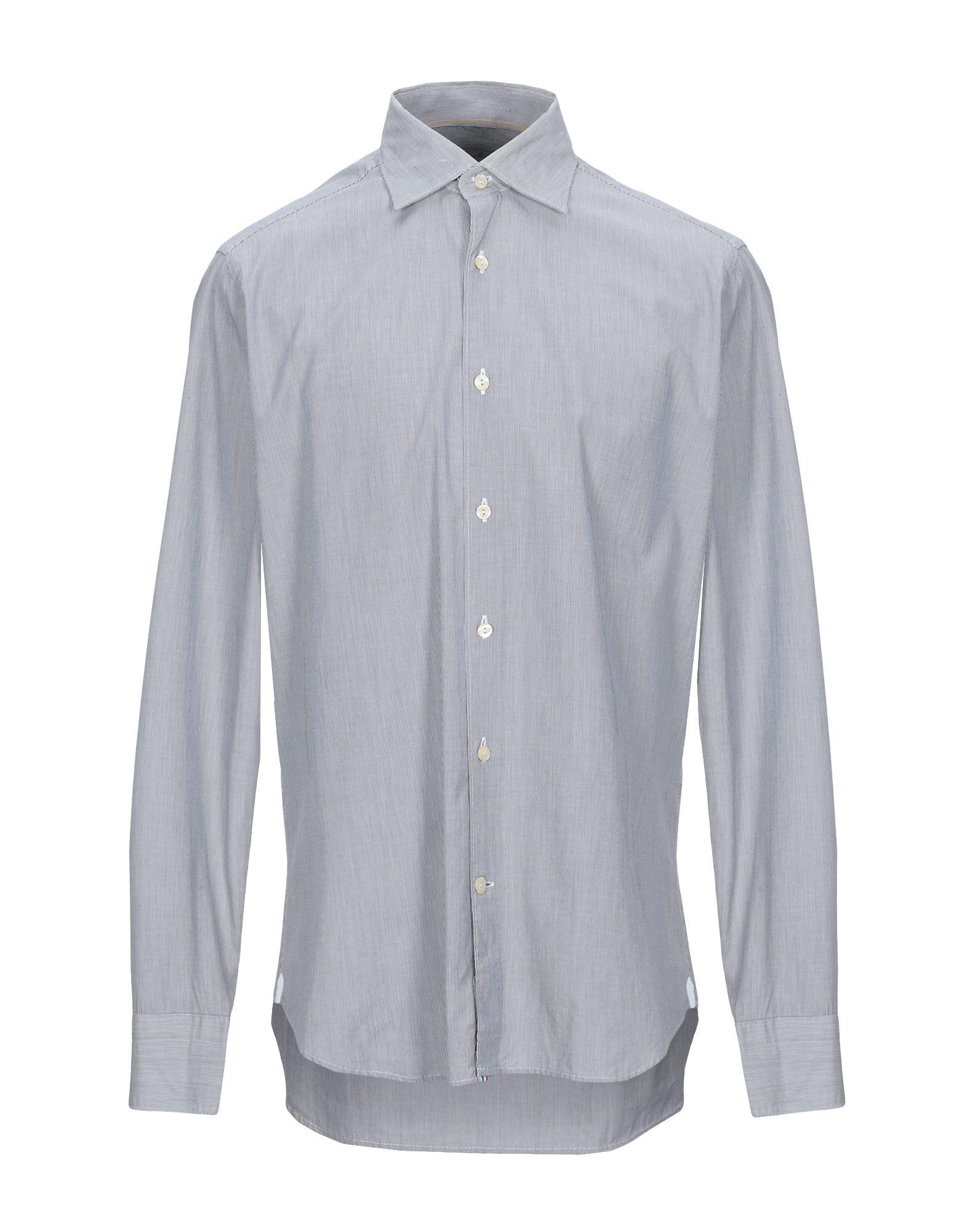 OPIFICIO MILANO M Pубашка white 5 milano pубашка