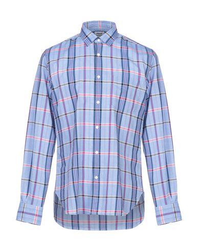 Фото - Pубашка от ASPESI грифельно-синего цвета