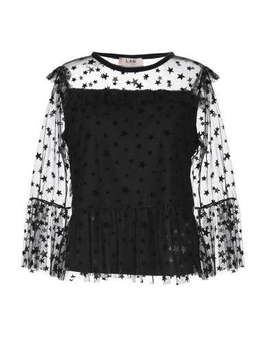 Фото - Женскую блузку LAB ANNA RACHELE черного цвета