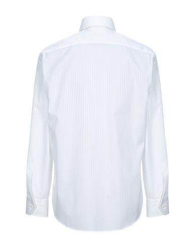 Фото 2 - Pубашка от CÀRREL белого цвета