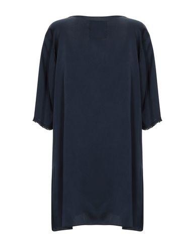 Фото 2 - Женскую блузку PINK MEMORIES темно-синего цвета