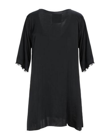 Фото 2 - Женскую блузку PINK MEMORIES черного цвета