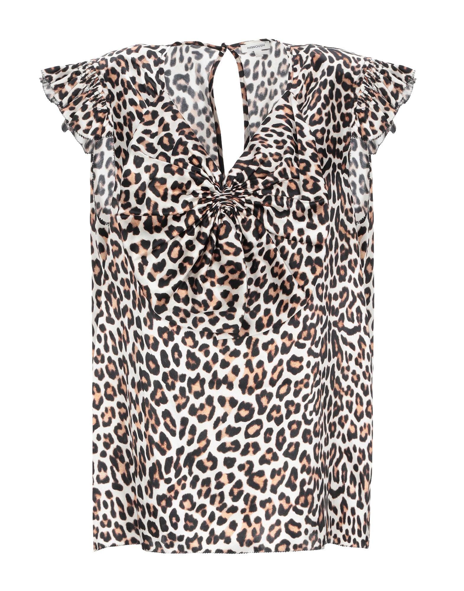 MANOUSH Блузка цены онлайн