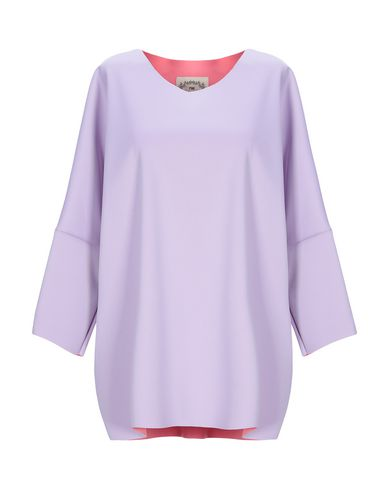 Фото - Женскую блузку PINK MEMORIES сиреневого цвета