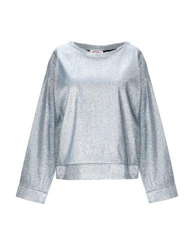 Фото - Женскую блузку AT небесно-голубого цвета