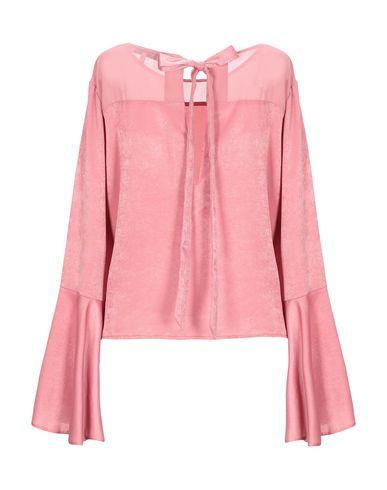 Фото 2 - Женскую блузку  пастельно-розового цвета