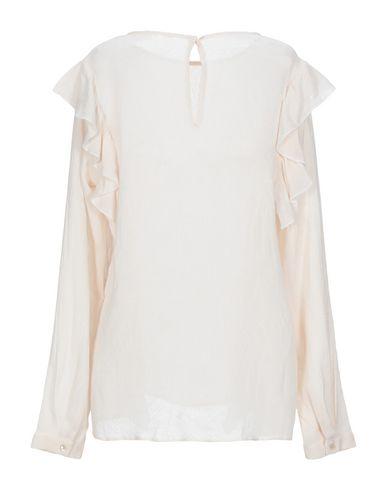 Фото 2 - Женскую блузку POMANDÈRE цвет слоновая кость