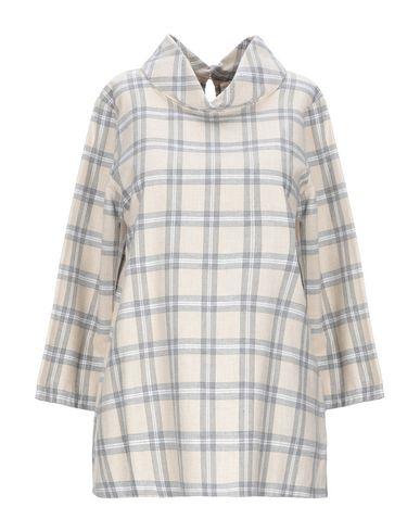 Фото - Женскую блузку XACUS бежевого цвета